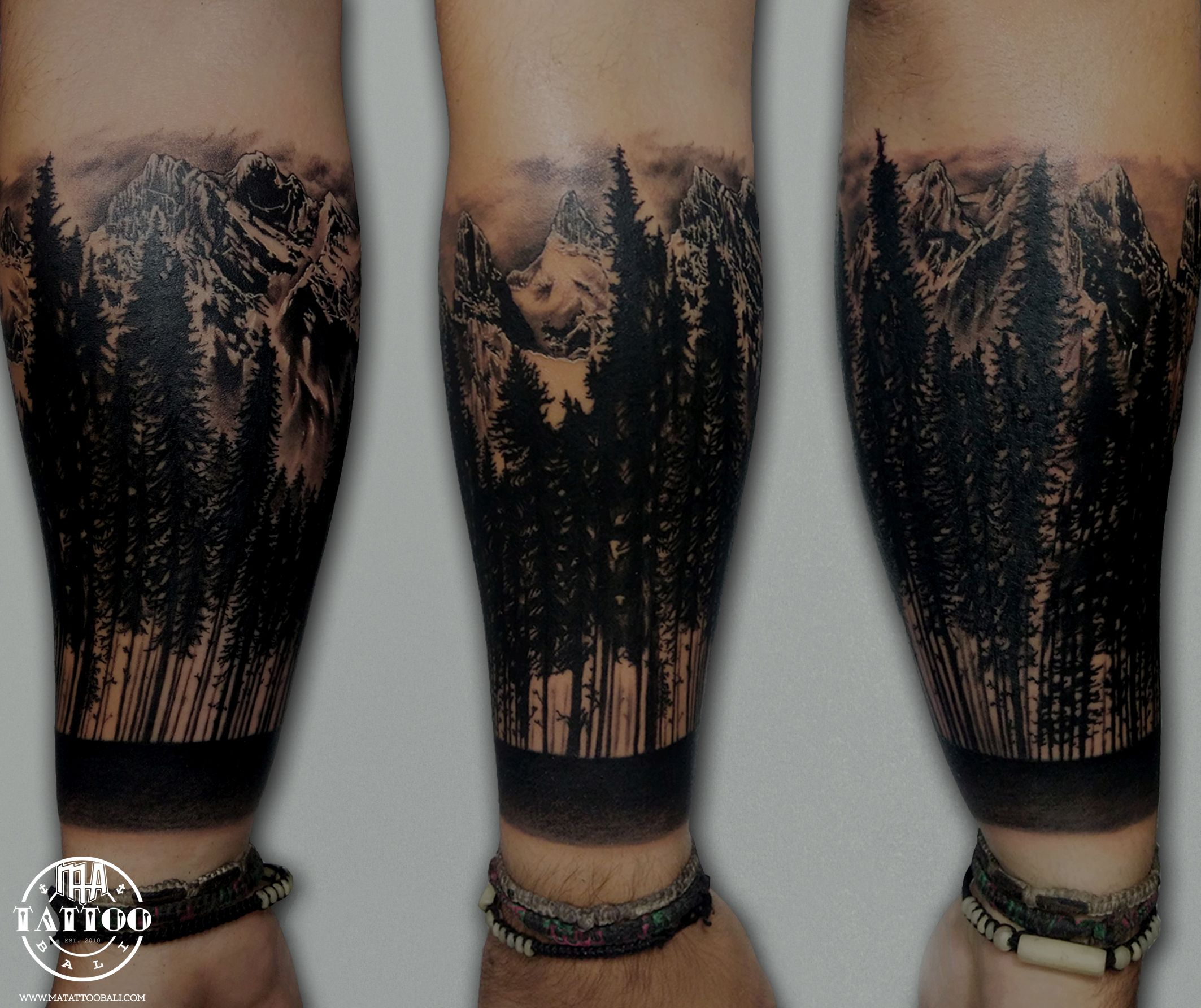black grey tattoo ma tatto bali